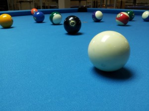 Your Pool Ball Cue Ball And Object Balls Billiards Pool Table 300x225