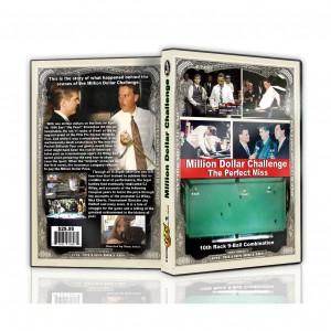 Million Dollar Challenge dvd art