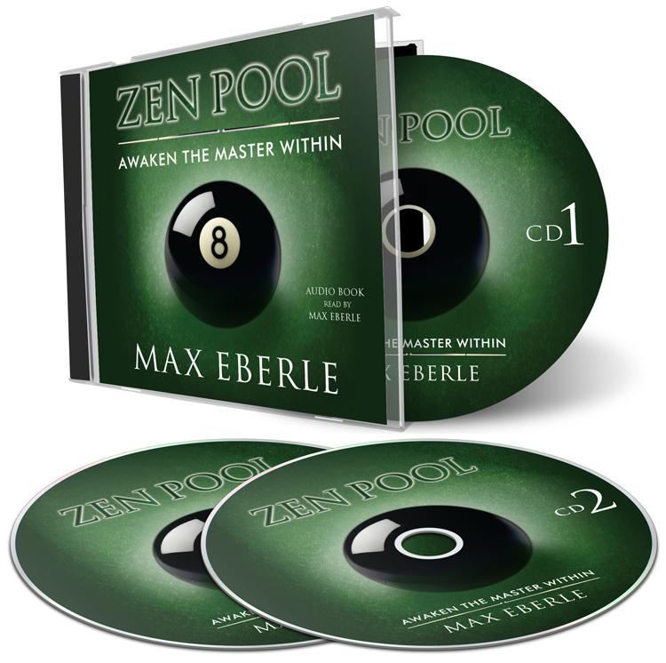 zen pool audio book 5 inches wide