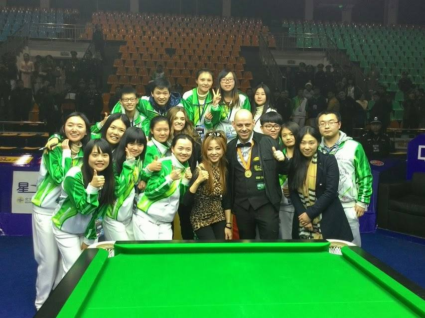 china billiard world championship 8 ball 2015 darren appleton akiko kitayama