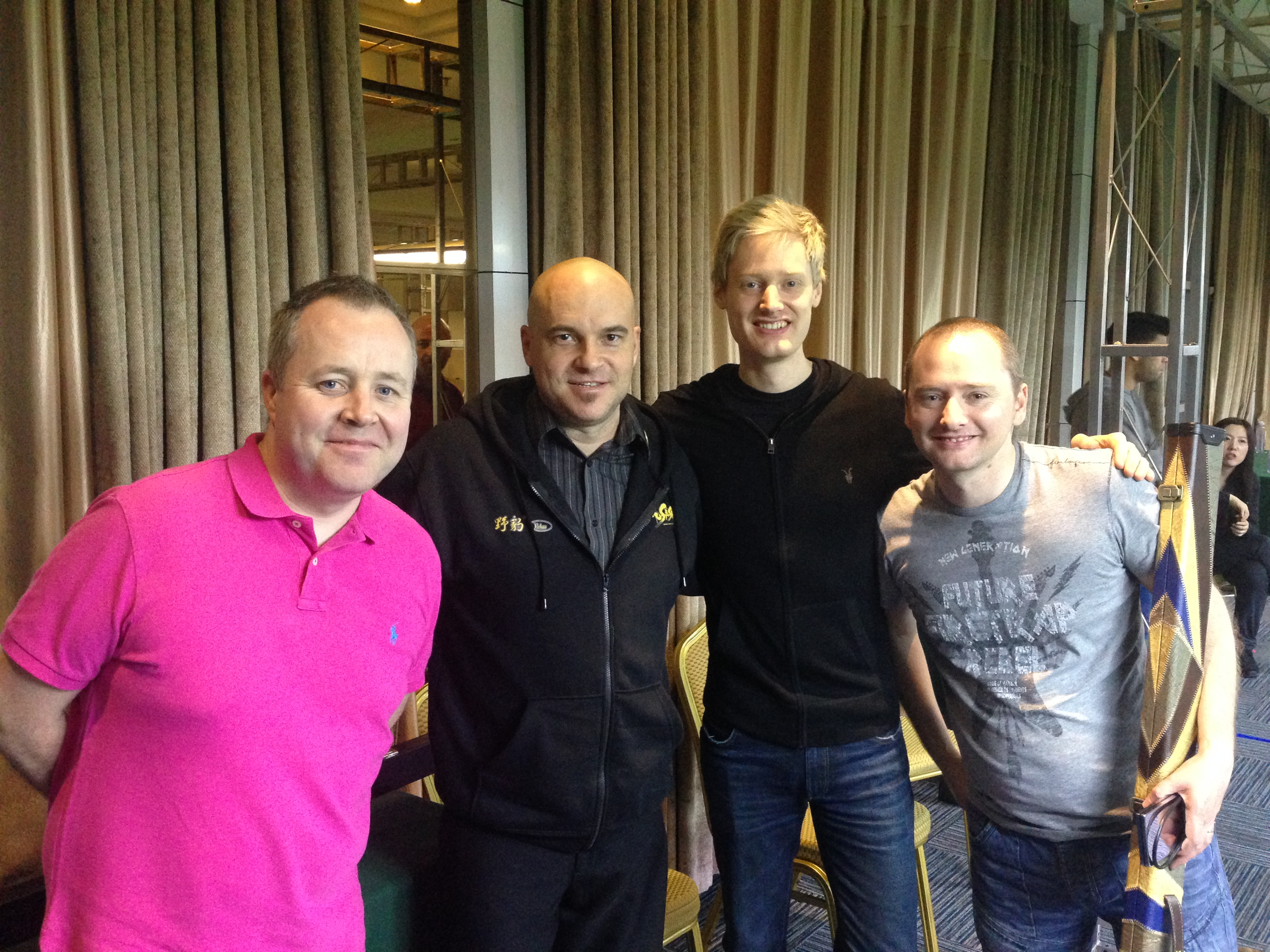 china billiard world championship 8 ball 2015 john higgins max eberle niel robertson graeme dott
