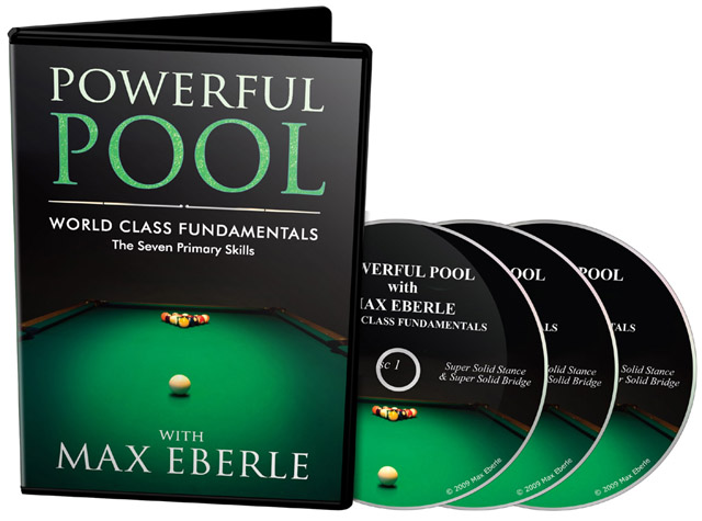 Box & Discs Powerful Pool Medium-Small